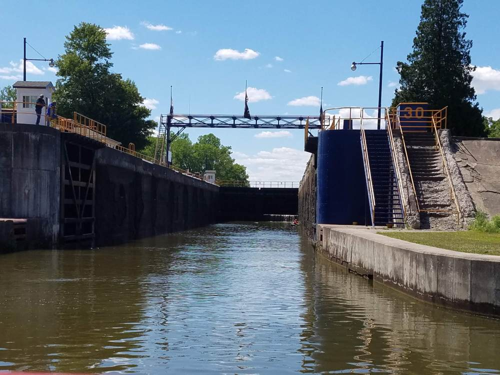 Lock 30, Erie Canal