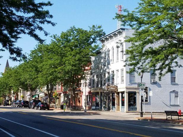 Main Street, Brockport, NY