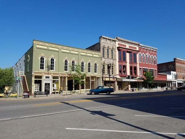 Main Street, Medina NY