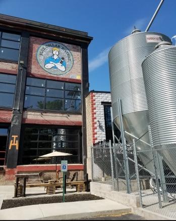 Triphammer Bierwerks, Fairport, NY