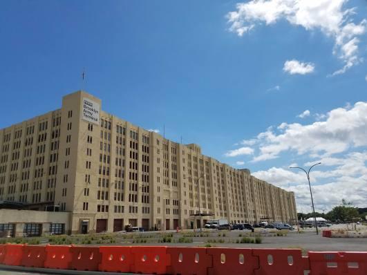 Brooklyn Army Terminal Building A