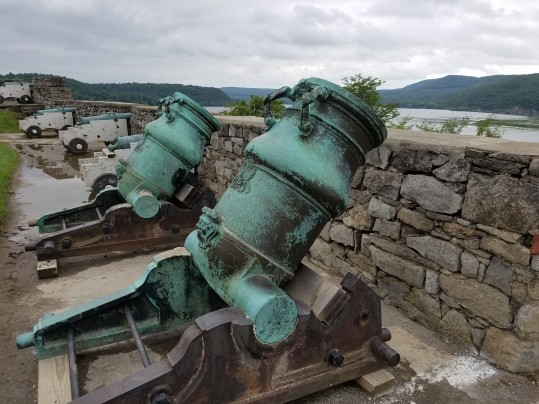 Fort Ticonderoga Cannons