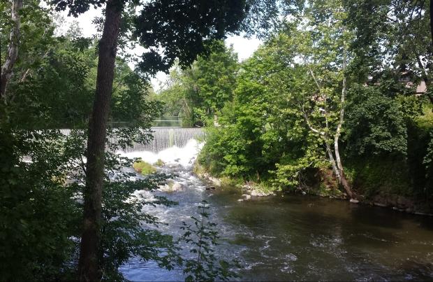 Beacon Waterfall