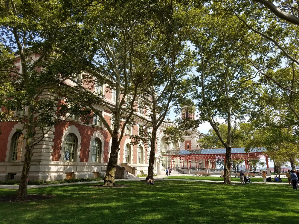 Ellis Island Main Building