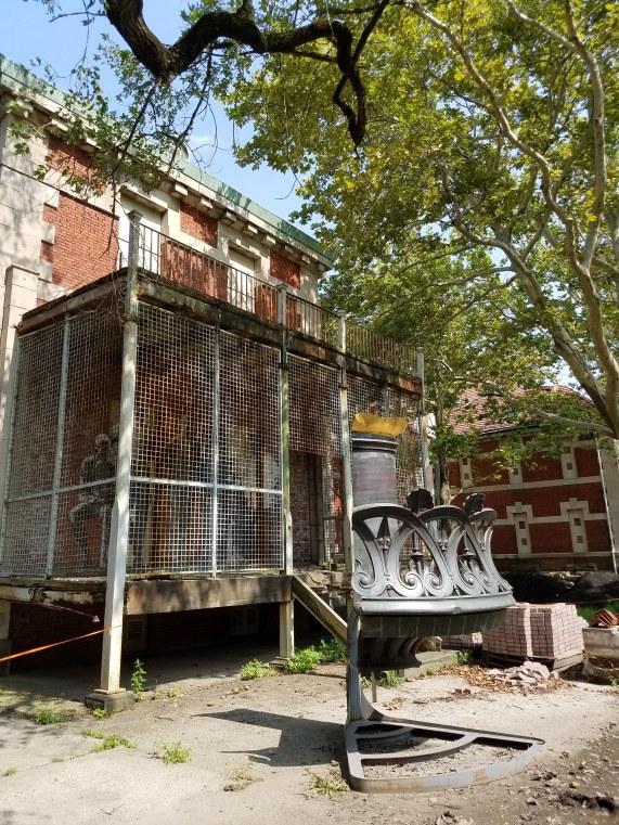 Ellis Island Psych Ward
