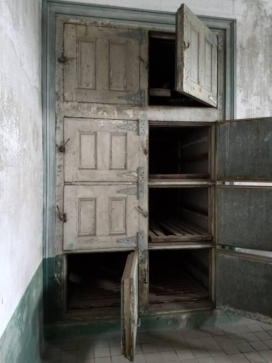 Ellis Island Morgue