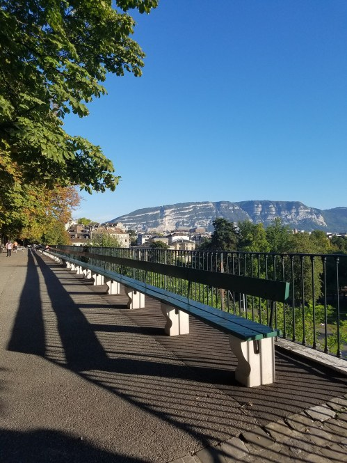 The World's Longest Bench