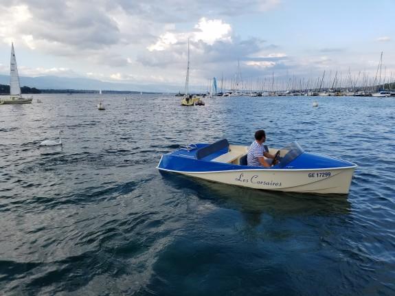 Rental Boat, Derby