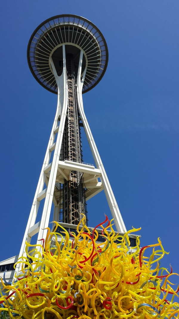 Chihuly Space Needle