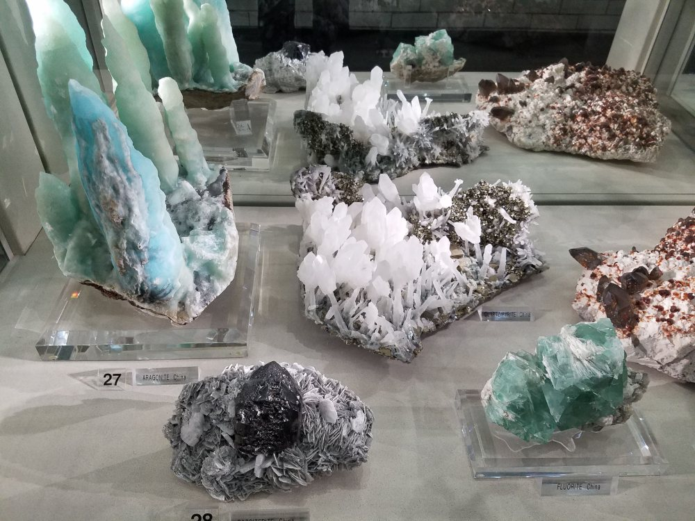 Oreck Mineral Collection - 3