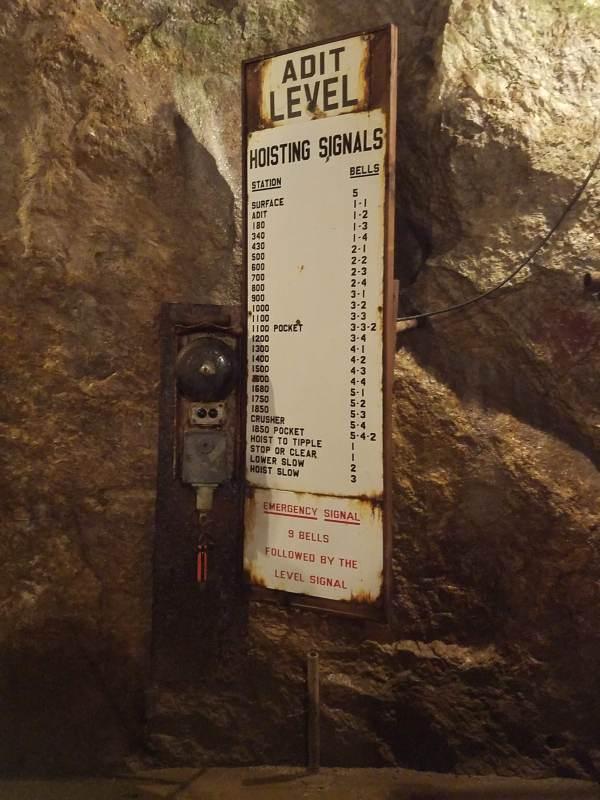 Bell Signal Chart