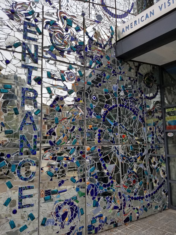 American Visionary Art Museum Entrance