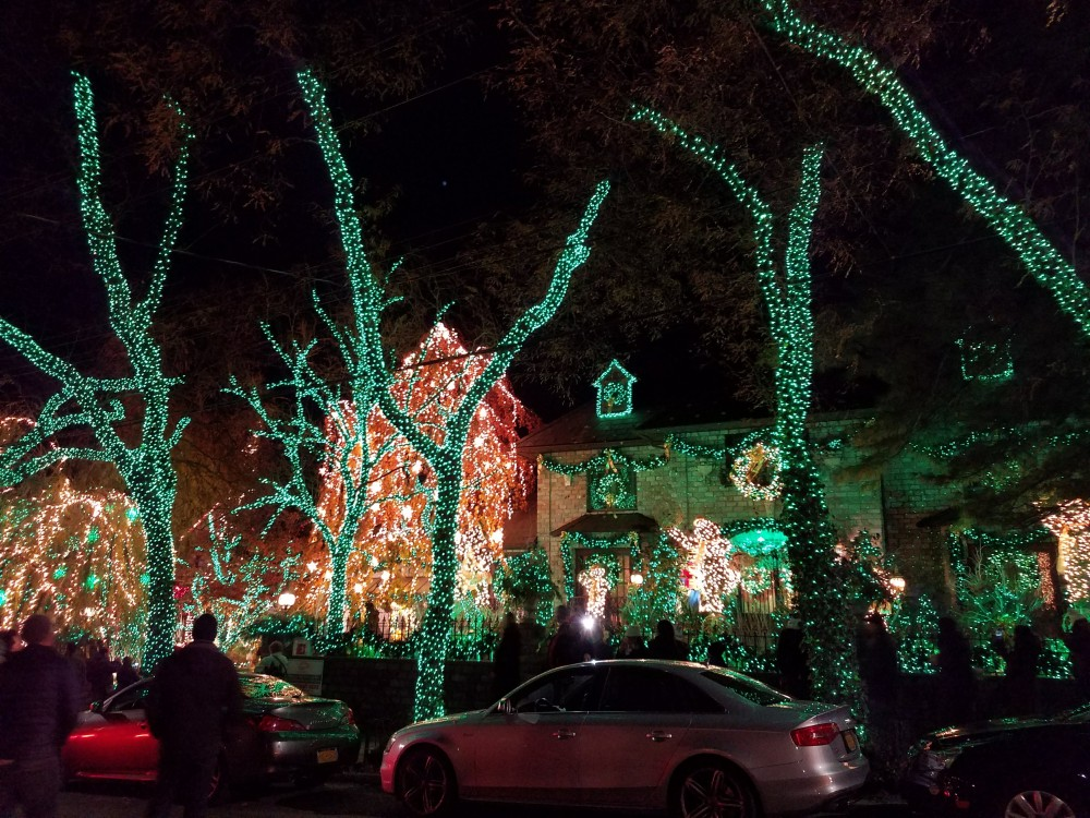 Dyker Heights Green Trees