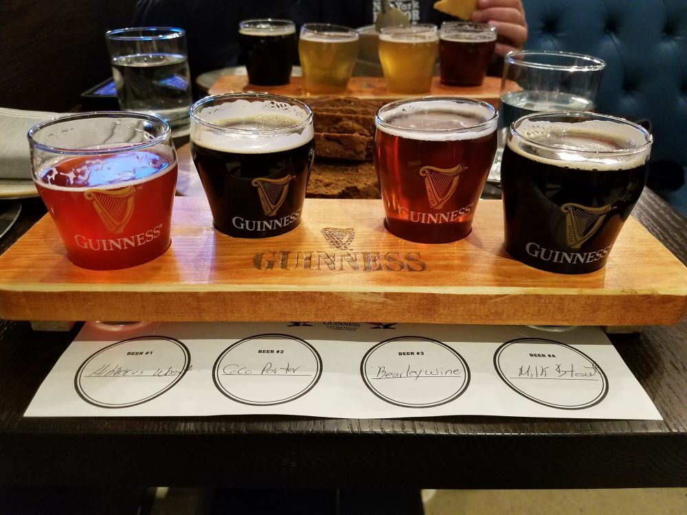 Guinness Flights