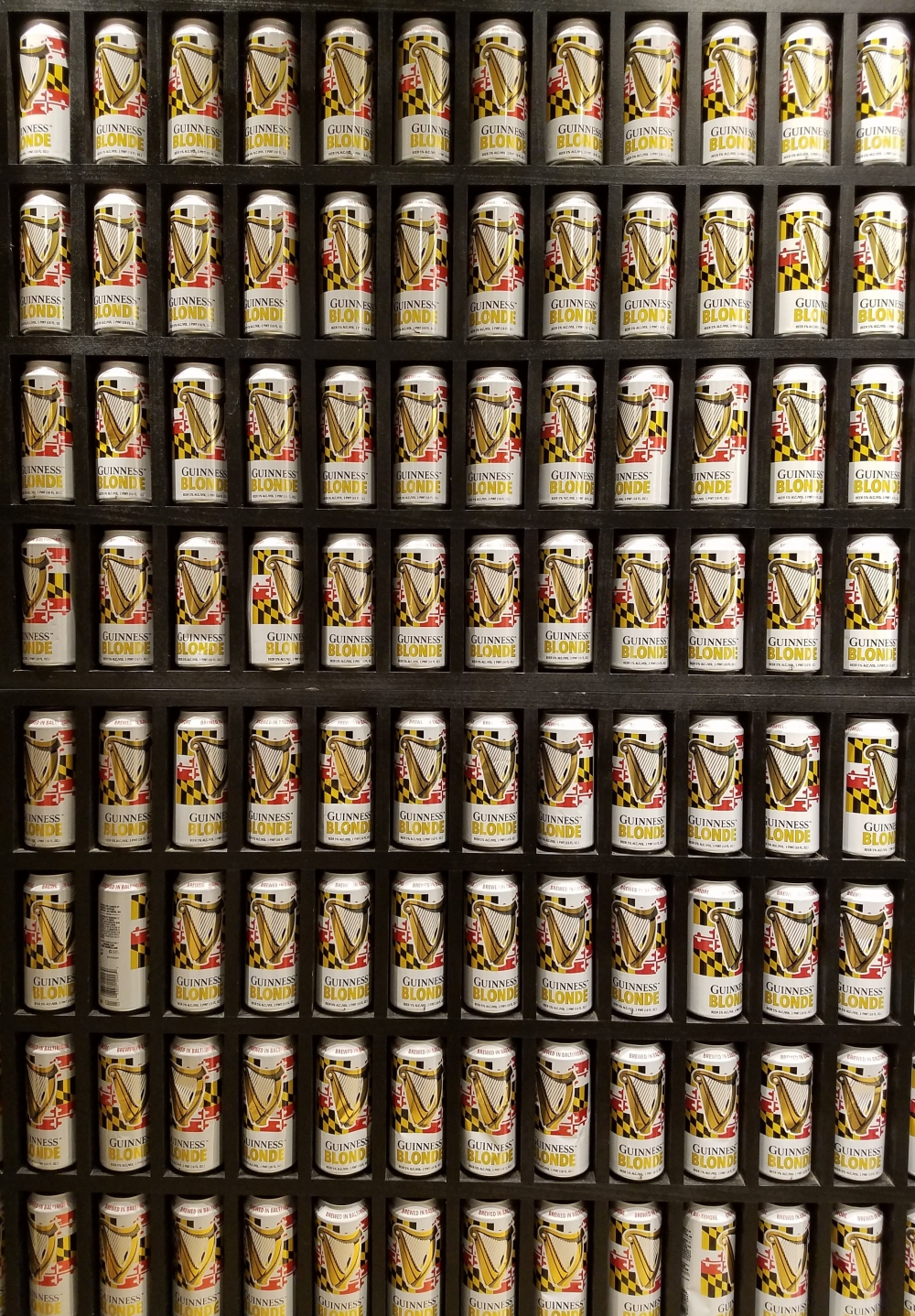 Guinness Blonde Cans