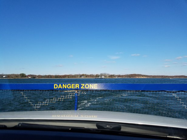 Ferry to Shelter Island