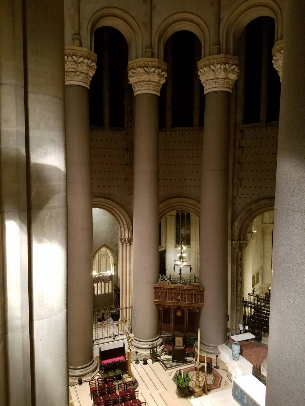 St. John the Divine Columns