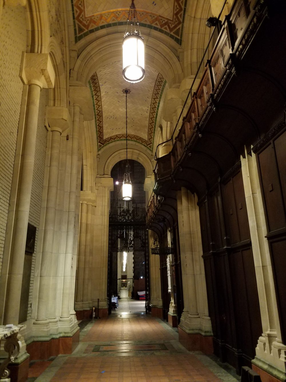 St. John the Divine Guastavino Vaulting