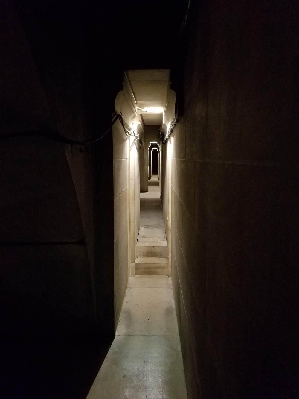 St. John the Divine Triforium Hallway
