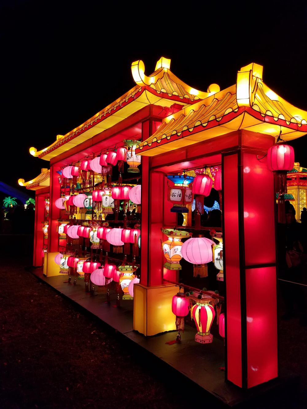 Lantern Festival Lanterns