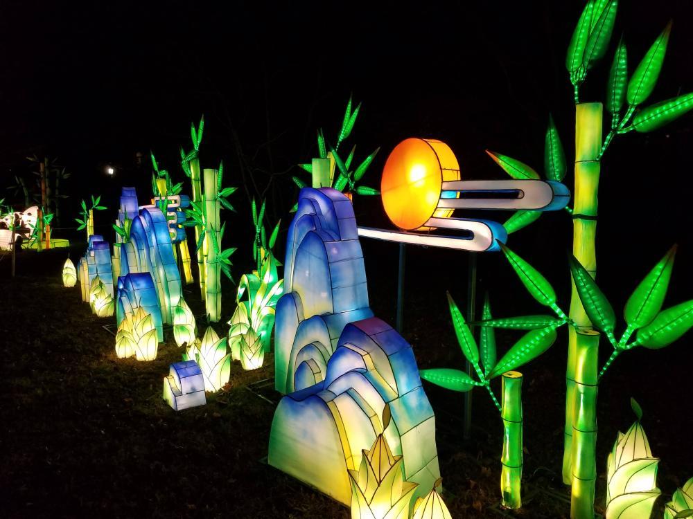 Lantern Festival Sun