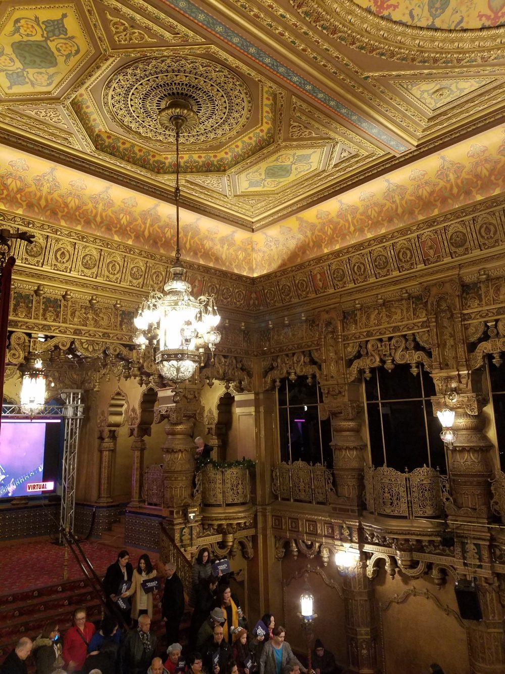 United Palace Main Lobby