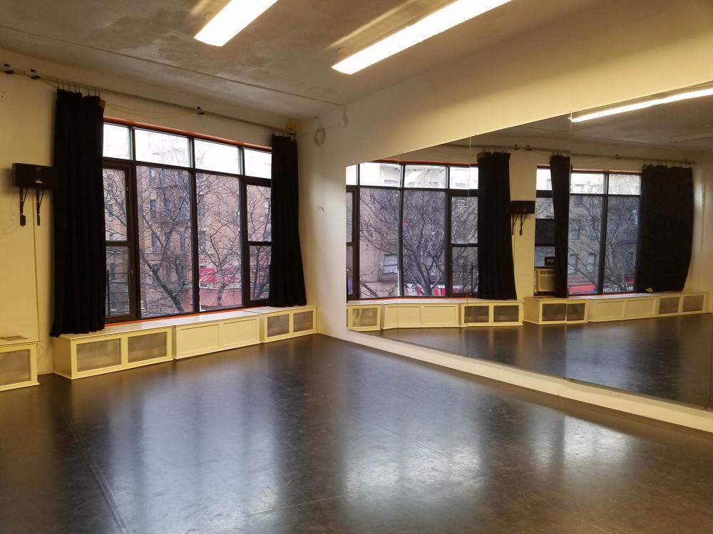 United Palace Dance Room