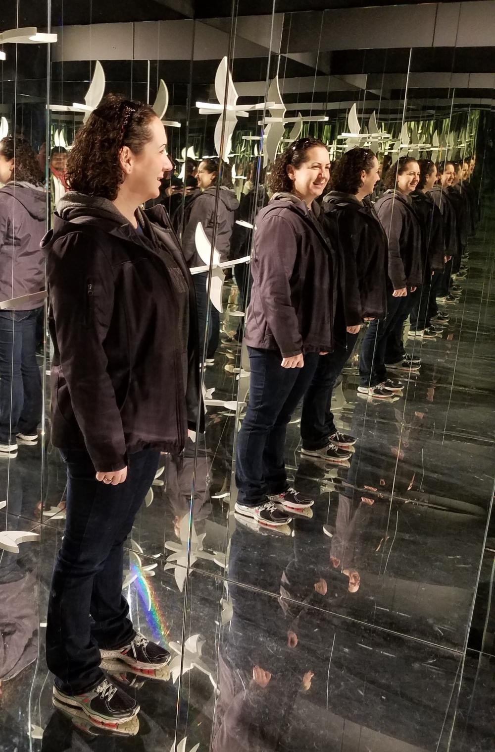 Escher Infinity Room