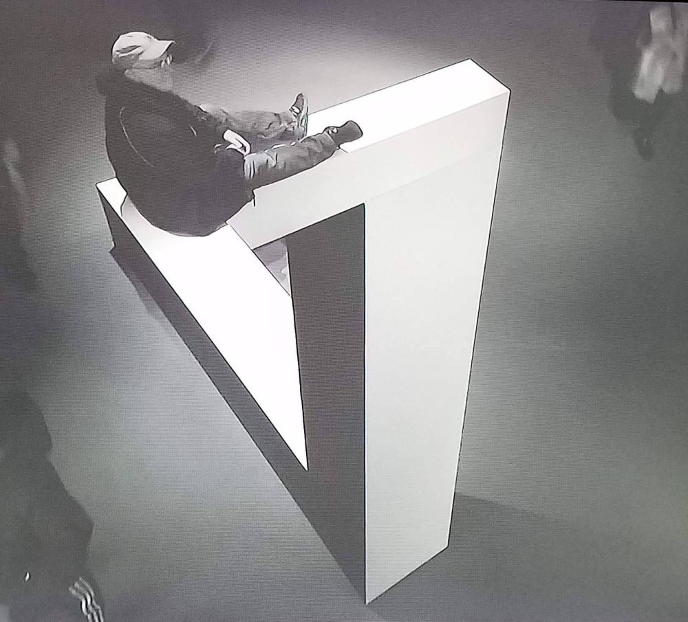 Escher Ledge
