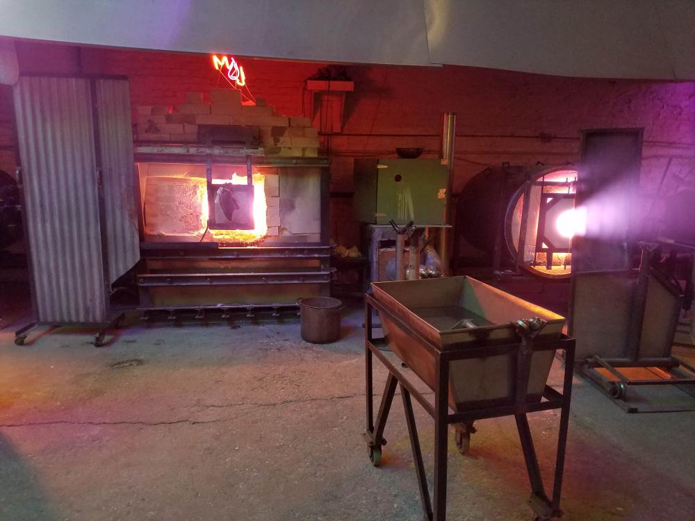Brooklyn Glass Furnaces