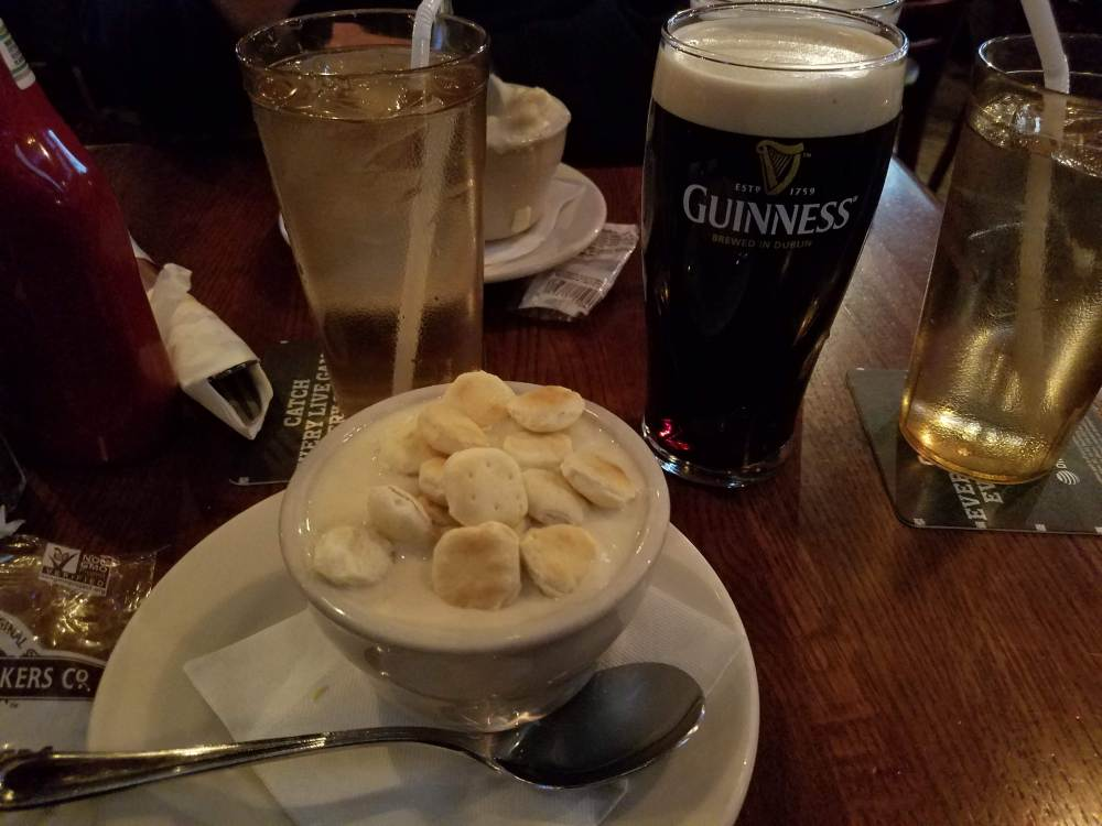 Norwalk Donovan's Clam Chowder