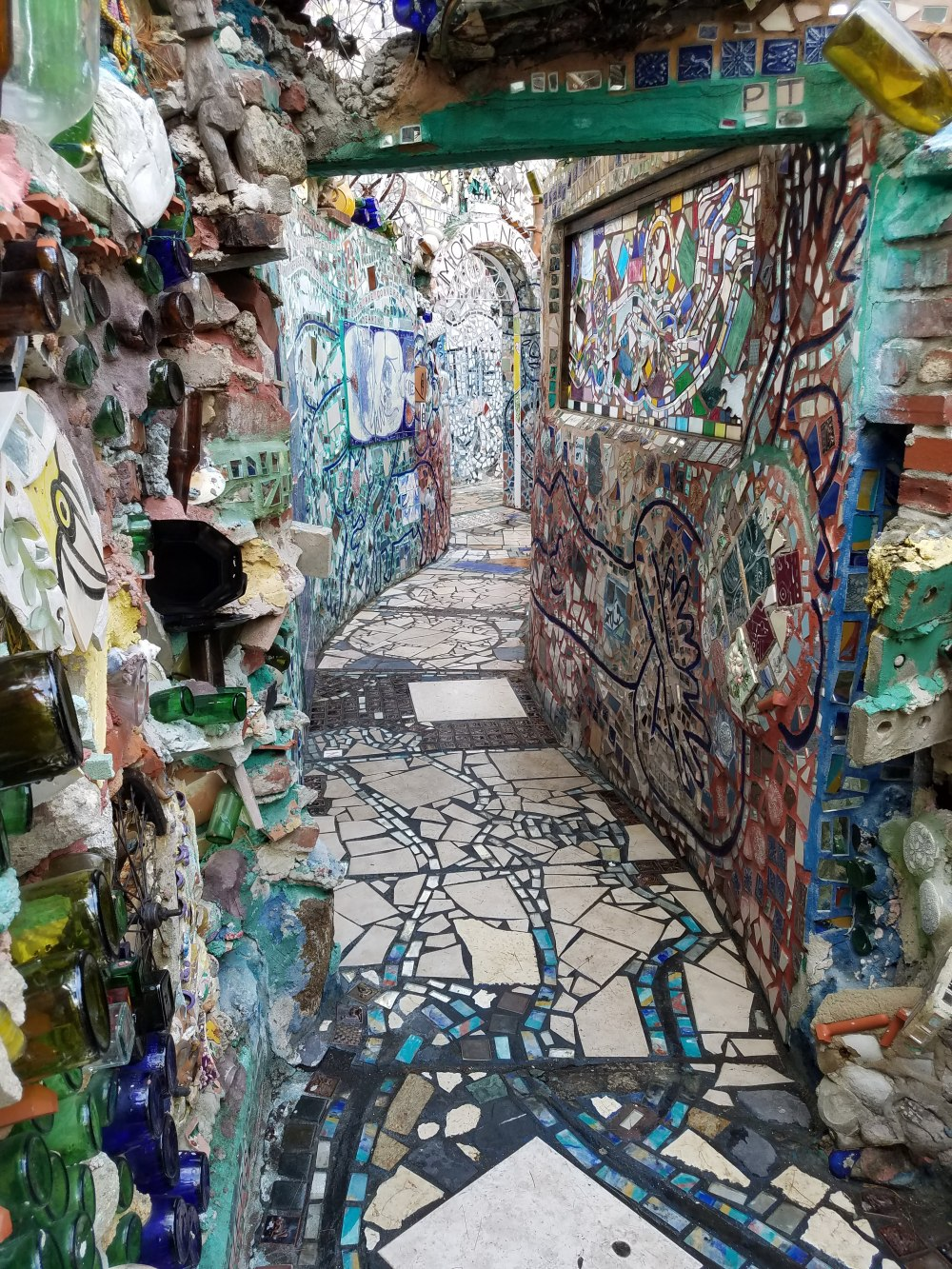 Magical Doesn T Even Fully Describe The Philadelphia Magic Gardens