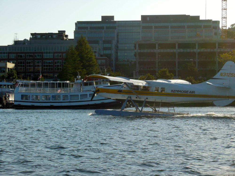 Lake Union Seaplane