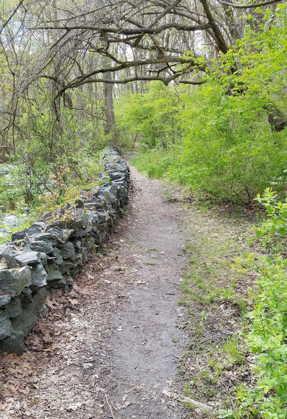 Welwyn Stone Fence